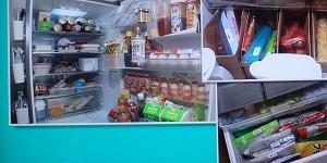ヒルナンデス:大島由香里アナの冷蔵庫の中身!冷凍チャーハンが話題