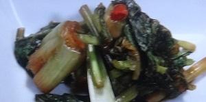 ごごナマ:横山タカ子さんの漬物のレシピのまとめ!小松菜のしょうゆ漬け、かぶのみそ漬け、長芋のからし漬け
