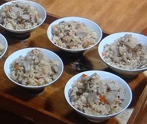 【ケンミンショー】じゃこ天の炊き込みのレシピ!愛媛県の炊き込みご飯