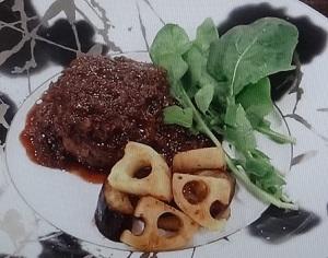 つばめグリルのハンバーグの再現レシピ!公式レシピ:めざまし