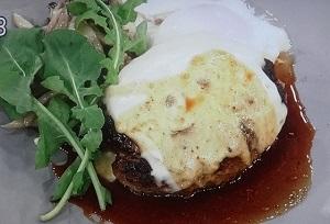 【あさイチ】落合務シェフのハンバーグソースのレシピ!ガストリック調味料