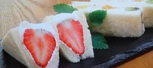 【シューイチ】箱根湿生花園森のカフェHAKONEのイチゴサンドイッチの場所は?片瀬那奈