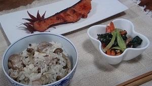 小松菜と人参の甘酒胡麻和えのレシピ!甘酒を使って【イッポウ】
