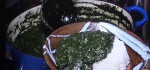 【メレンゲ気持ち】モロヘイヤの煮込みのレシピ!エジプト料理!野口健