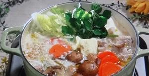 【ハナタカ】野菜ソムリエプロ 森之翼のスンドゥブ鍋のレシピ!