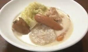 クリーミーポトフのレシピ!高澤シェフ特製コンビニおでんで【くっきーの一流チョイス】