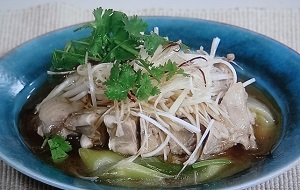 【きょうの料理】ねぎ鶏のレシピ!薬味が主役のポカポカごはん!小林まさみ