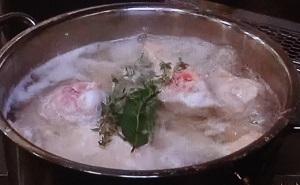 めざましテレビ:松屋シュクメルリの再現レシピ!