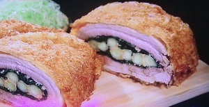 【有吉ゼミ】藤あや子の超巨大座布団ネギカツのレシピ!コストコ