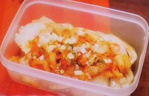 【ヒルナンデス】マコさんのレシピ!鶏むね肉チャーシュー&キムチよだれ鶏