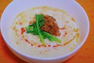 【有吉ゼミ】大根で激安担々麺のレシピ!Mr.シャチホコの妻、みはる