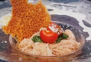 【ヒルナンデス】トマトソースの冷製そうめん(カッペリーニ)のレシピ!高橋文哉!3分でできる時短ランチ
