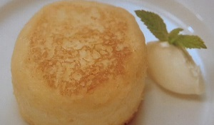 あさイチ:おもちでふわふわ厚焼きパンケーキのレシピ!ふくらむカップケーキも