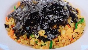 【きじまりゅうたの小腹】ダブルのりあんかけチャーハンのレシピ!富津 房総の漁港で