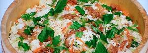 【スッキリ】すき焼きちらし&千切りサラダラペのレシピ!鳥羽周作シェフ