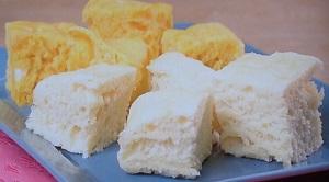 豆腐蒸しパン