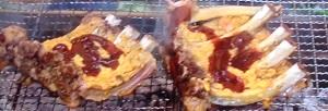 ヒルナンデス:煮込みスペアリブのレシピ!たけだバーベキュー