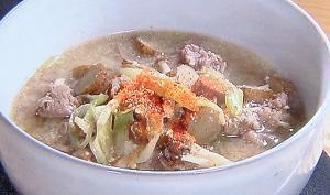 スッキリ:魔法の美腸スープのレシピ!牛肉とごぼうのスープ!ダイエットや便秘解消に