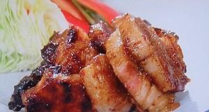 ヒルナンデス:チャーシューのレシピ!家で簡単に作れる 五十嵐美幸シェフ 料理の超キホン検定