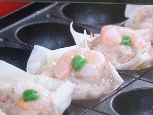 シブ5時:いなり焼きシューマイのレシピ!五十嵐美幸