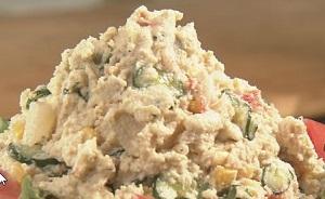 Makoさんのおからサラダのレシピ!栄養満点:シブ5時