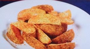 アンチョビバターポテトのレシピ!フリットボーイのキッチンカーグルメ:ヒルナンデス