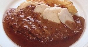 蒸し焼き鶏の粒マスタードソースのレシピ!大宮シェフ:シブ5時