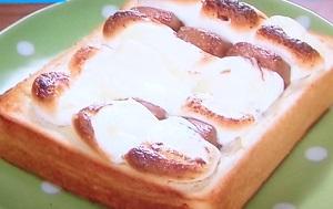 家事ヤロウ:スモアトースのトレシピ!秋のパン祭り