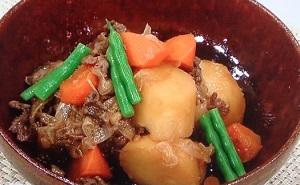 平野レミ:食べればつゆだく肉じゃがのレシピ!早わざレシピ2021