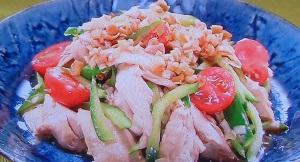 家事ヤロウ:小倉優子さんの油淋鶏(ユーリンチー)のレシピ!絶品ソースも