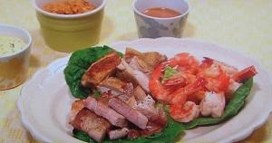 あさイチ:平野レミのレミックスフライのレシピ!3種のソースも