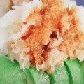 アボカドと大根おろしのサラダ