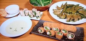 鉄腕ダッシュ:小松菜のホットサラダのレシピ!小松菜レシピ