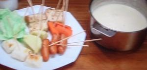 鉄腕ダッシュ:チーズフォンデュのレシピ!牛乳消費レシピ!安ウマ料理請負人