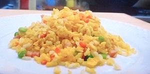 所ジャパン:リュウジの濃厚カレーチャーハン(炒飯)のレシピ!