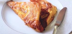 めざましテレビ:パン・ペルデュ(フレンチトースト)のレシピ!ホテルニューオータニ大阪公式再現レシピ