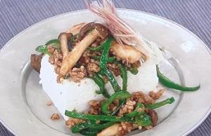 あさイチ:鶏ひき肉みそおかずやっこのレシピ!小林まさみ