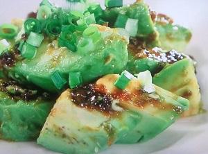 家事ヤロウ:お茶漬けの素サラダのレシピ!ベランダキャンプ飯