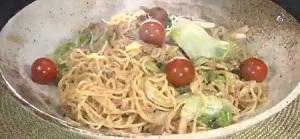 エブリィ:シャウ・ウェイさんの本格海鮮焼きそばのレシピ!さば缶で!幸せの中華レシピ