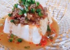 ガッテン:充填豆腐のふわトロ丼のレシピ!あさイチ