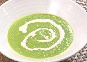 ZIP:レタスのポタージュのレシピ!スープストック東京