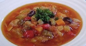 ヒルナンデス:コウケンテツさんのタラとトマトのスープのレシピ!具だくさんスープ