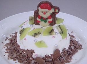 あさイチ:簡単ミニドームケーキのレシピ!Xマスに!ムラヨシマサユキ