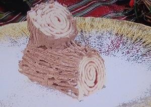 ZIP:食パンでブッシュドノエルのレシピ!お家クリスマス