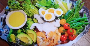 プロフェッショナル:志麻さんの手作りアイオリソースで魚も野菜ものレシピ!