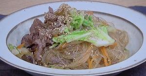 きょうの料理:白菜チャプチェのレシピ!コウケンテツ