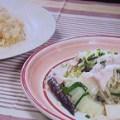 野菜のめった蒸し