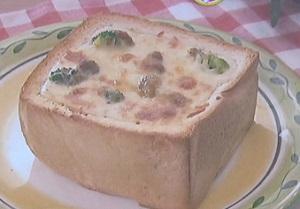 シブ5時:パングラタンのレシピ!食パンで!尾身奈美枝