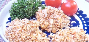ZIP:いり豆衣のフライのレシピ!節分豆のアレンジレシピ