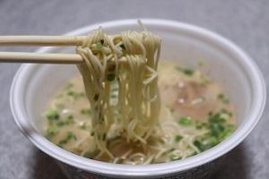 ザワつく!金曜日:第4回ご当地カップ麺の1位「 けやき札幌味噌ラーメン」